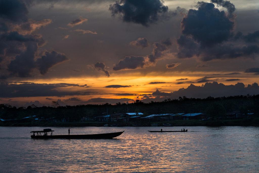 Como sucedió en Oceanía, a un Río en Colombia le fueron protegidos sus Derechos.